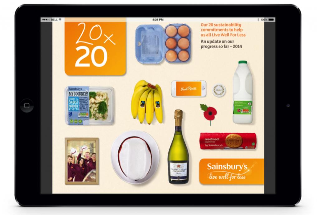 Sainsbury sustainability report